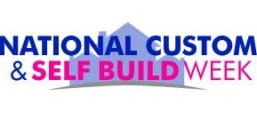 National Custom and Self Build Week 7-13 May 2018
