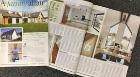 Kloeber products feature in Build It Magazine