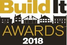 We're shortlisted for the 2018 Build It Awards!