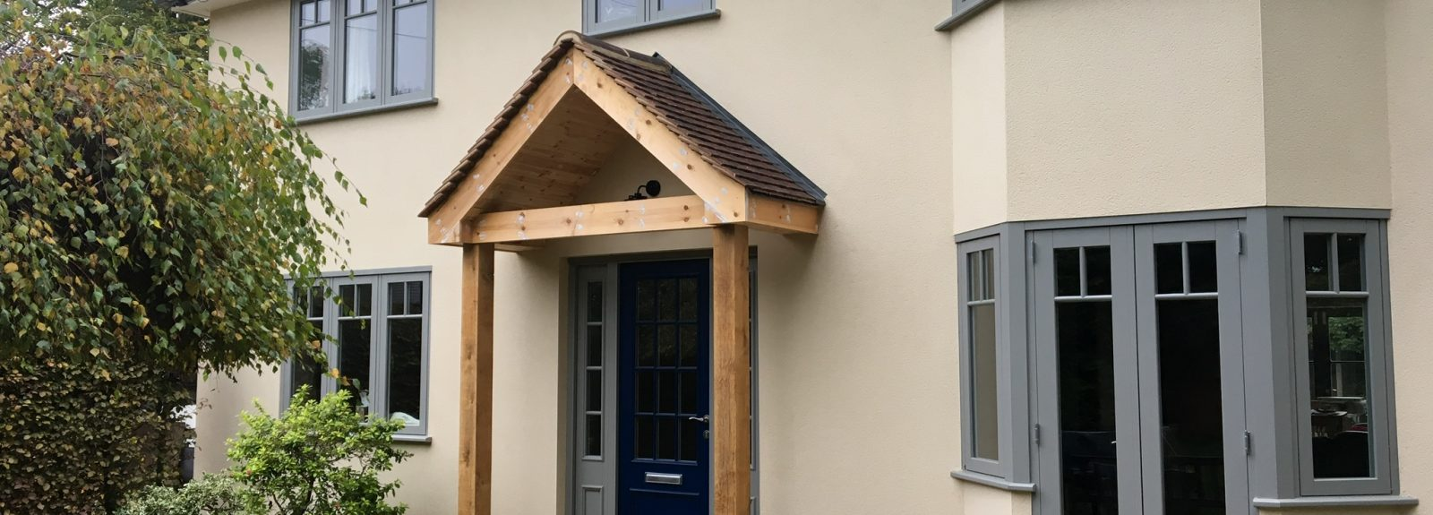 outlet store cee25 4047e Bespoke Traditional Wooden Front & Entrance Doors UK ...