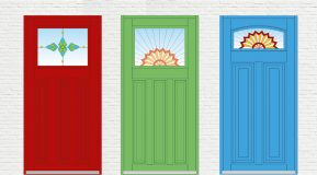 RetroFront – the latest addition to our range of entrance doors!