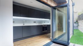 A guide on how to best clean and maintain your aluminium and wooden bifold doors