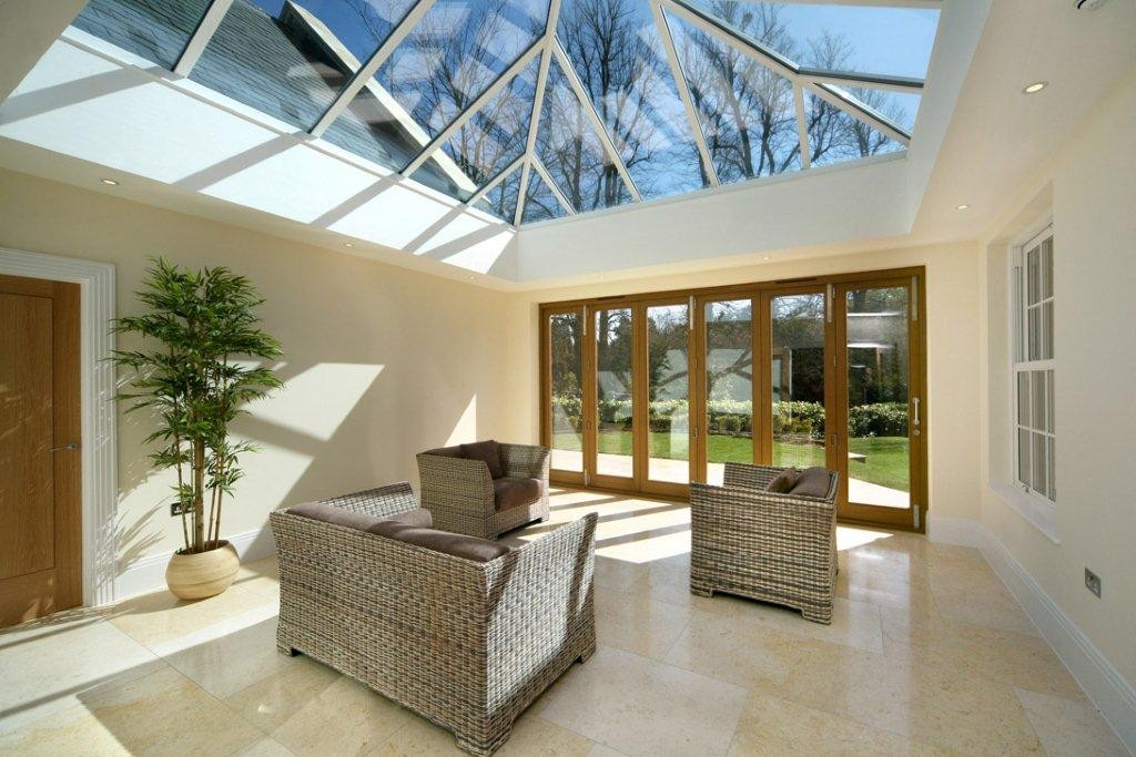 bring the outside in with rooflights