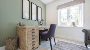 How to create the perfect work from home office space