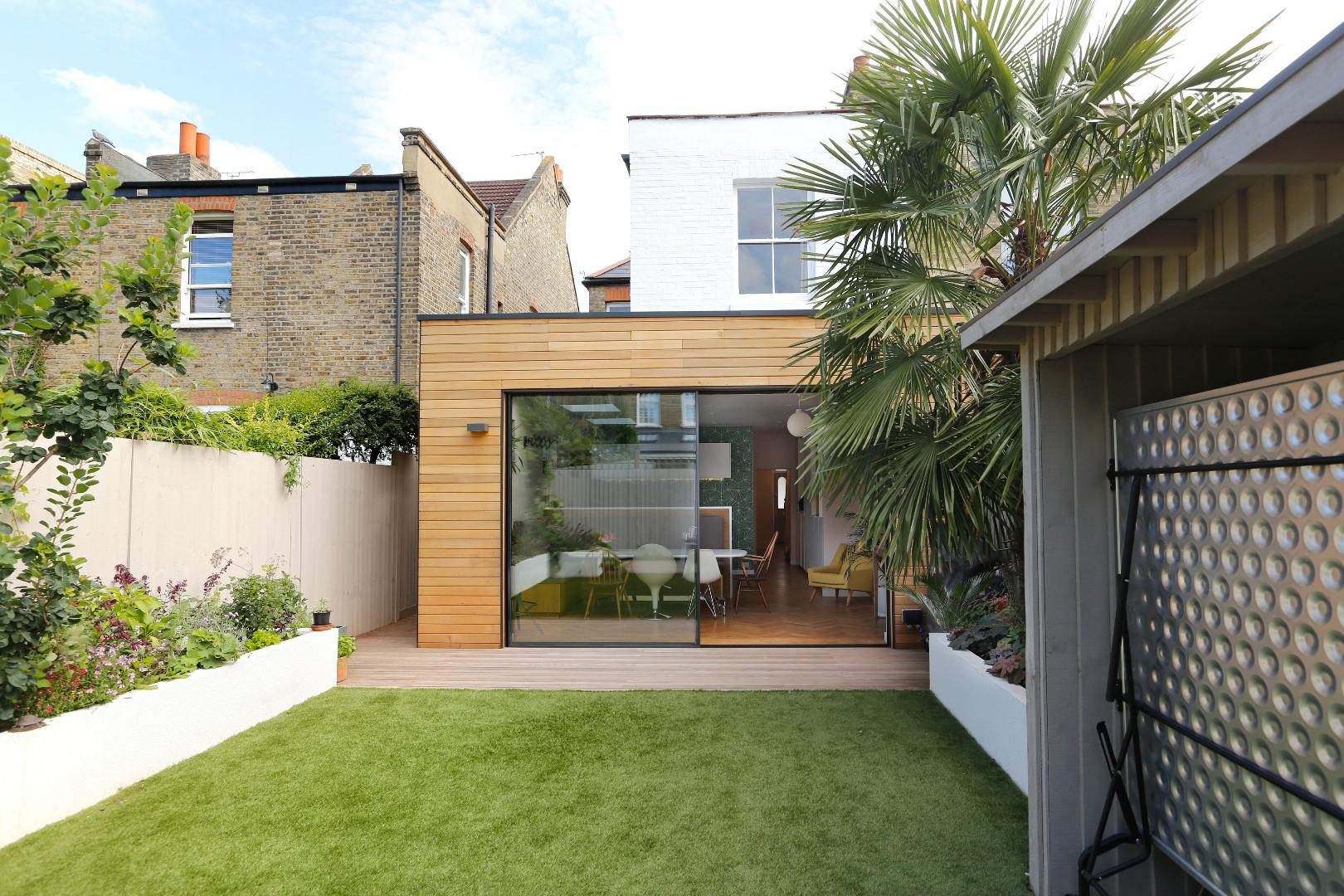 slimline patio door