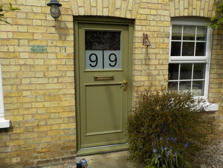 classic front door design