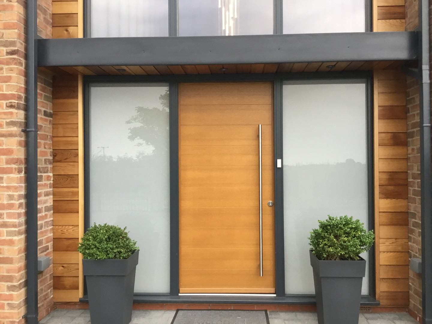 guide to timber front doors