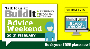 Build It Expert Advice Weekend 20-21 February 2021