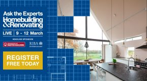 Homebuilding & Renovating Ask the Experts 9-12 March 2021